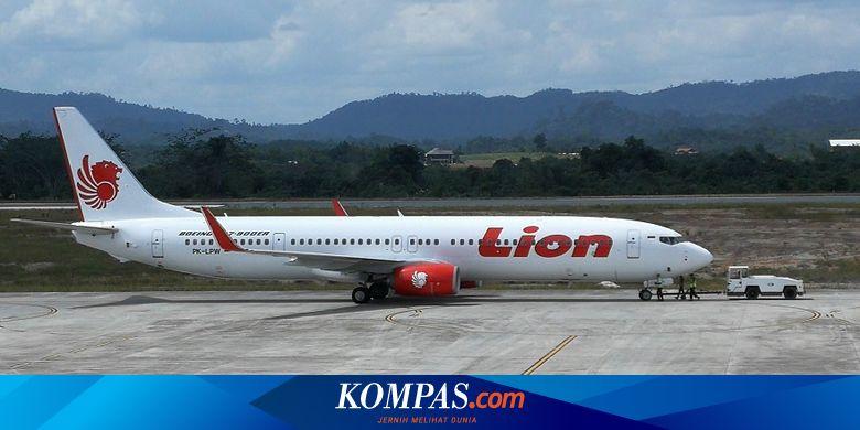 Tiket Diskon Lion Air Di Beberapa Rute Ludes Terjual Halaman All Kompas Com