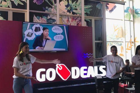Go-Deals Ditargetkan Jadi Marketplace Terbesar di Indonesia