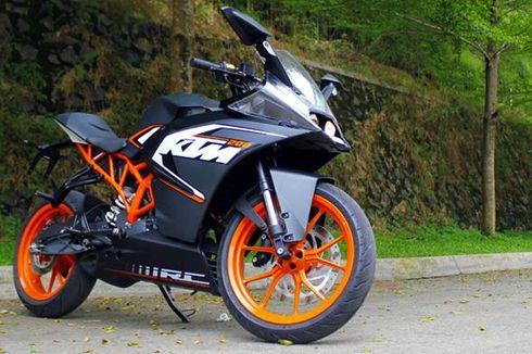 KTM RC Series di Indonesia Bukan Buatan India