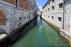 Akibat Lockdown, Kanal Air di Venesia Terlihat Jernih