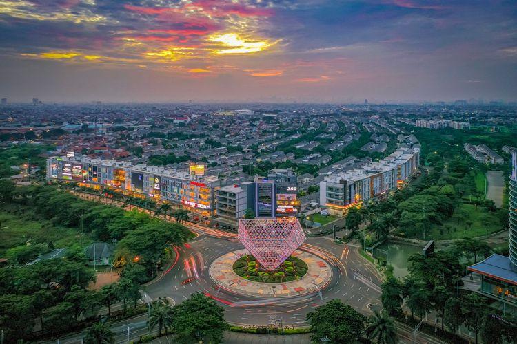 Kawasan Summarecon Bekasi