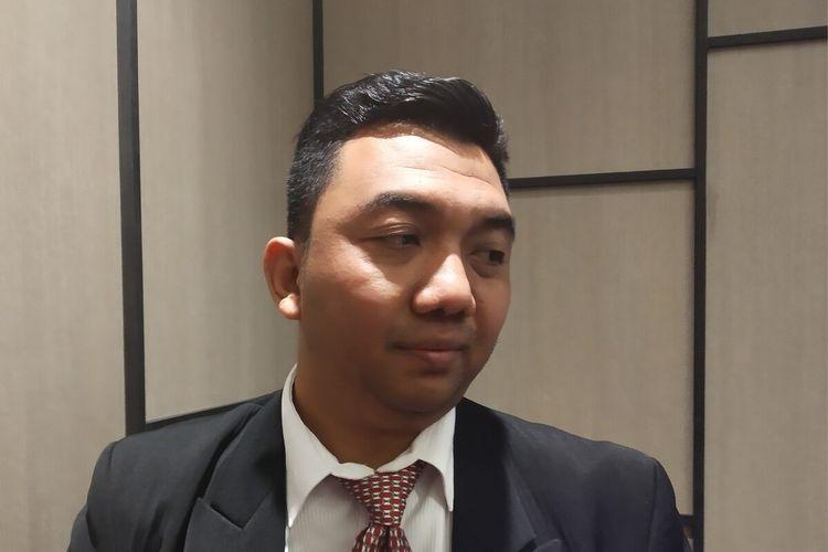 Manager Operasi PT Imza Rizki Jaya, Deny Setiawan di Solo, Jawa Tengah, Selasa (21/1/2020).