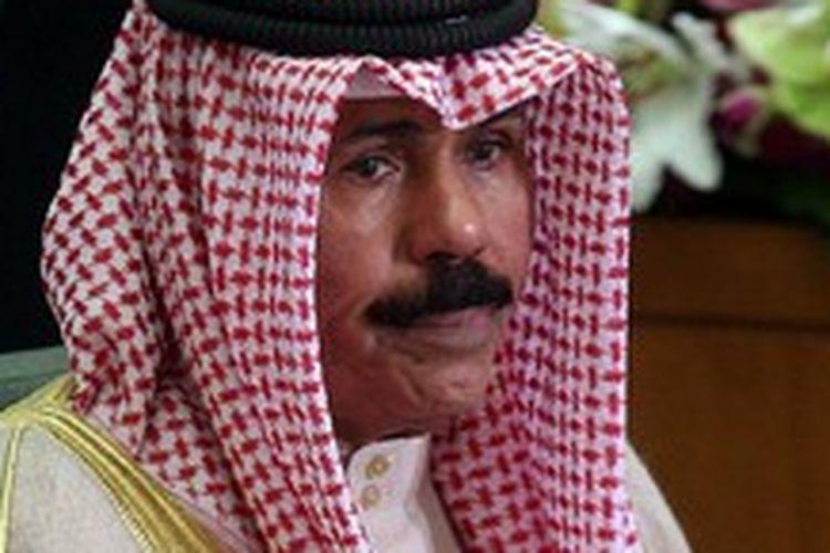 Nawaf Al-Ahmad Al-Jaber Al-Sabah, Emir Kuwait.