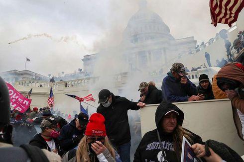 Kerusuhan Capitol Hill Dirancang Sejak Jauh-jauh Hari, Polisi Kecolongan