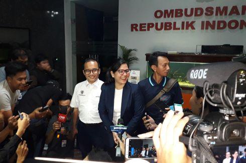 Sekjen PSSI Ratu Tisha Kembali Dipanggil Satgas Antimafia Bola