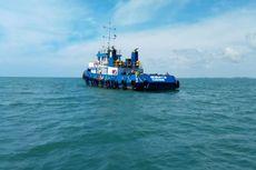 Ditinggal Nahkoda, Kapal Malaysia Berisi ABK Terapung di Karimun