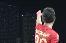 Selebrasi Unik Osvaldo Haay, Selalu Tunjuk Gedung Usai Cetak Gol
