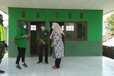 Cerita TNI Bangun Posyandu di Dusun Terisolasi di Karawang