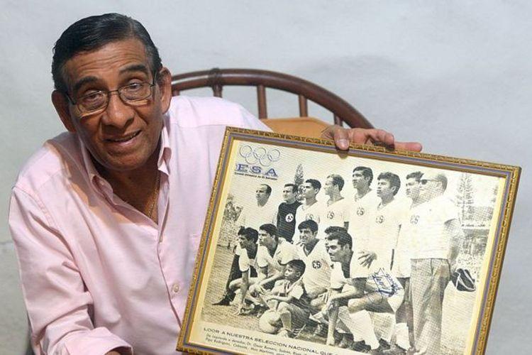 Salvador Mariona dan rekan satu timnya dititipi pesan oleh presiden mereka untuk mengalahkan Honduras di lapangan hijau.
