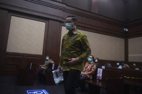 Di Pengadilan, Juliari Ungkap Alasan Gelar Rapat di Labuan Bajo Saat Pandemi