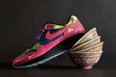Istimewa, Nike Air Max 1 Versi Imlek Terinspirasi Mangkuk China
