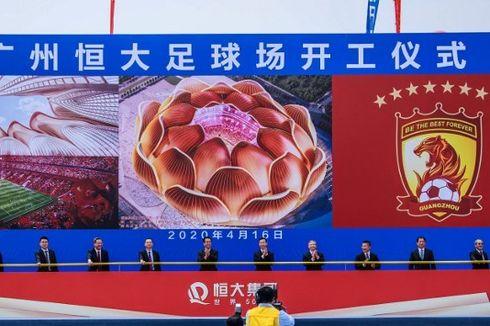 Ambisi di Tengah Pandemi Covid-19, Klub China Berencana Bangun dua Stadion