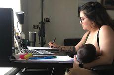 Dilarang Susui Anaknya Selama Kelas Online, Wanita Ini Ajukan Keluhan ke Kampus