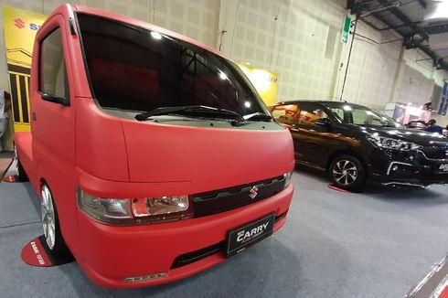 Suzuki Bawa Carry Gaul di IMX 2019