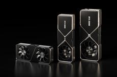 Nvidia Perkenalkan Trio Kartu Grafis GeForce RTX 3000