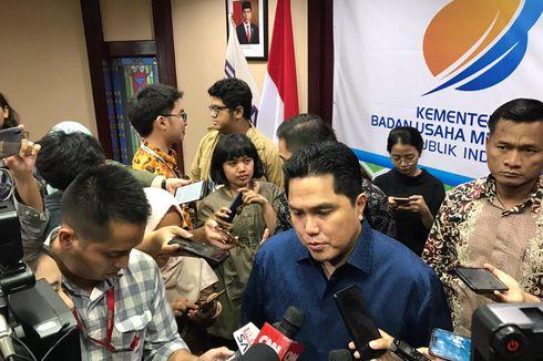 Sepak Terjang Erick Thohir Sebelum Dipanggil Jokowi Urusi BUMN