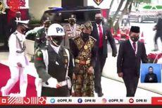 Jokowi Kenakan Baju Adat di Sidang Tahunan, Ma'ruf Pakai Jas