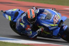 Hasil MotoGP Amerika, Alex Rins Ungguli Valentino Rossi