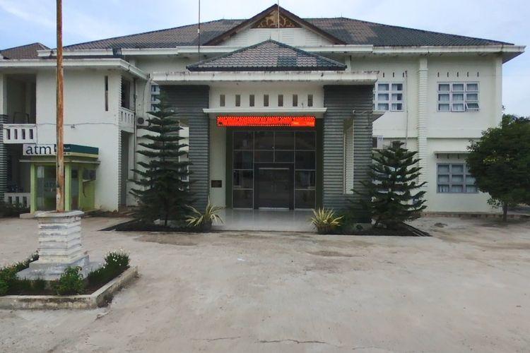 Gedung Rumah Sakit Umum Daerah Aceh Tamiang