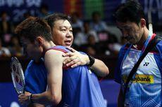 Rashid Sidek Tetap Dampingi Lee Chong Wei ke Kejuaraan Dunia