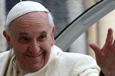 Paus Fransiskus Tampil di Majalah