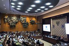 Rapat dengan DPR, Menhub Disinggung Soal Kisruh Garuda dan Sriwijaya