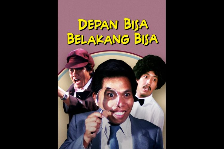 Film komedi Depan Bisa Belakang Bisa (1987).