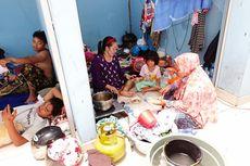 Banjir di Banjarmasin Belum Surut, Warga Masih Bertahan di Pengungsian