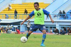 Hasrat Beni Okto Bermain di GBLA dengan Seragam Persib Bandung