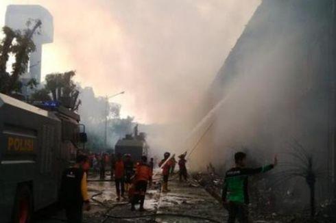 Kantor Gubernur Kalteng Terbakar, Berkas Konsesi Lahan Ikut Hangus?