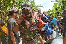 Banjir Sungai Serayu, Ribuan Rumah Terendam, Warga Diungsikan