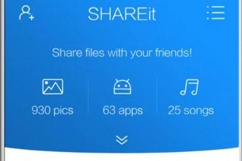 Fitur Baru ShareIt Permudah Transfer File dari dan ke Smartphone