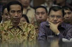 Jokowi-JK Akan Menyaring Program MP3EI