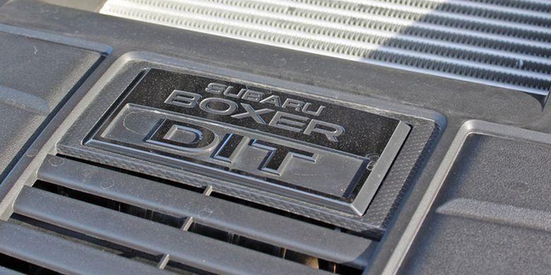 Mesin Boxer Subaru tembus 1,5 juta unit