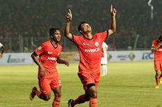 Persija Taklukkan Semen Padang 2-0