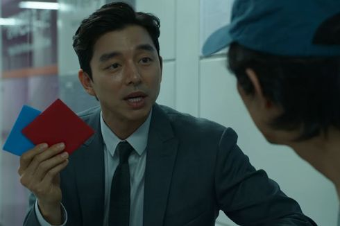 Sutradara Squid Game Ungkap Kisah di Balik Karakter Gong Yoo