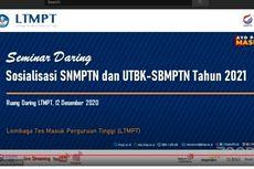 Jadwal Penting SNMPTN, UTBK dan SBMPTN 2021, Jangan Lewat Pendaftaran