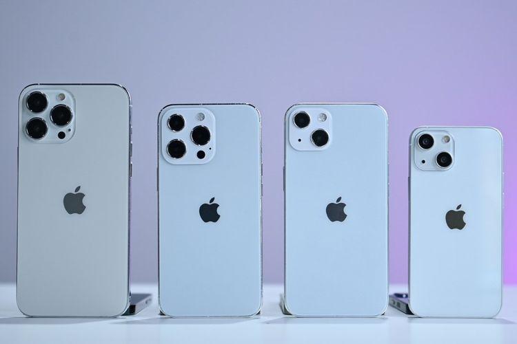 Bocoran wujud iPhone 13
