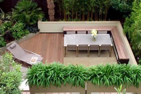 Empat Langkah Sederhana Membuat Taman Rendah Biaya