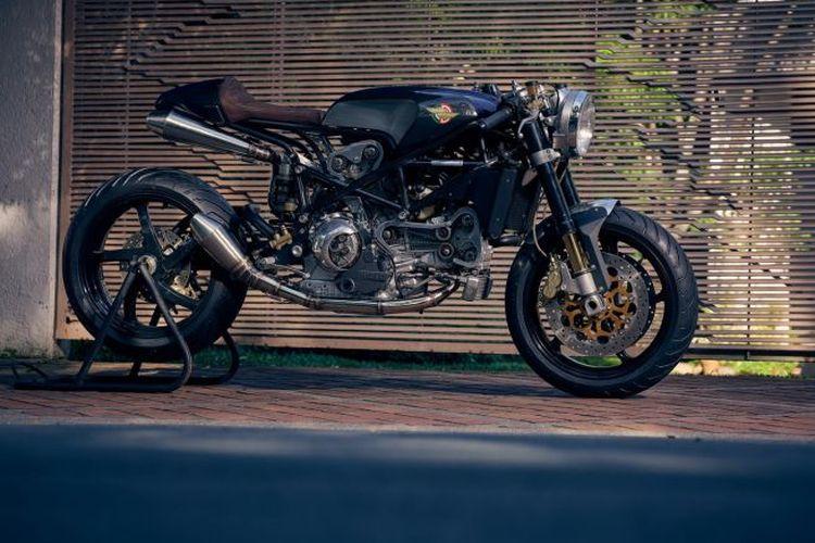 Ducati Monster SR4