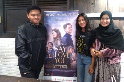 Perjuangan Nadira Octova Belajar Menari untuk Film Say I Love You