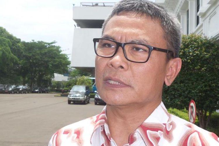 Staf Khusus Bidang Komunikasi Presiden Johan Budi SP.