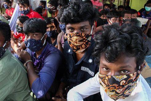 Jejak Perjalanan Warga Rohingya yang Terdampar di Aceh, Berlayar dari Bangladesh dengan Tujuan Akhir Malaysia