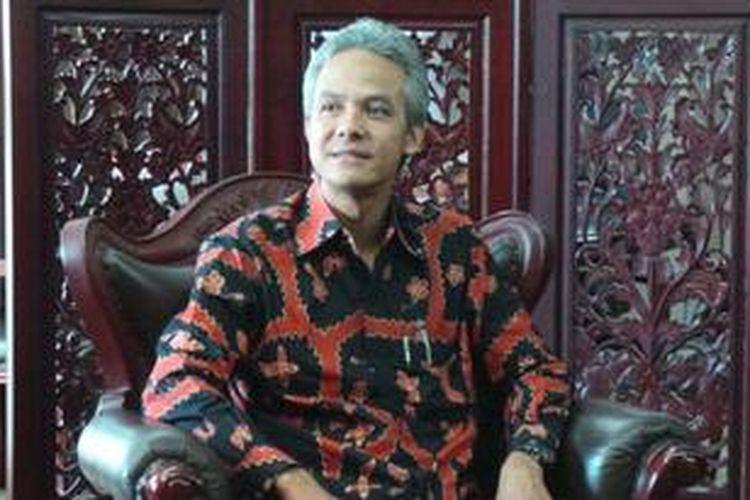 Politisi PDI Perjuangan Ganjar Pranowo