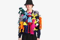 Cerita Sweater Penuh Boneka dari Louis Vuitton, Seharga Rp 115 Juta