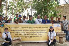 Vokasi UI Gelar Pelatihan Wirausaha Ternak Madu di Belitung Timur