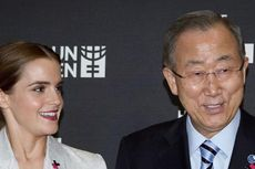 Kampanye Kesetaraan Gender Emma Watson Sudah Didukung 70.000 Laki-laki
