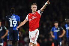Arsenal Vs Nottingham Forest, Menang 5-0, Rekor Baru The Gunners