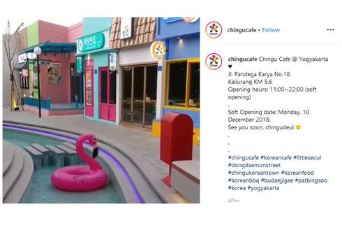 Menikmati Suasana Korea di Yogyakarta? Anda Bisa Kunjungi Tempat Ini