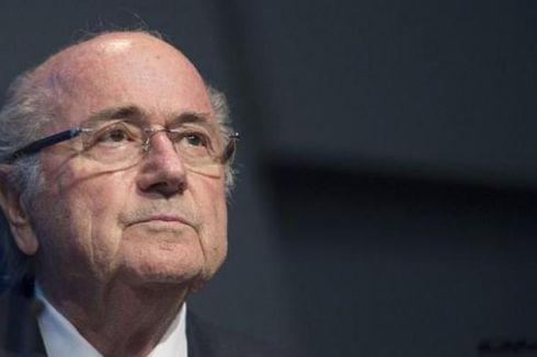 Setelah Diskors 8 Tahun, Blatter Minta Maaf